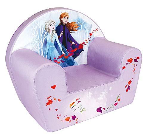 FUN HOUSE 713189 Disney Frozen - Sillón de Espuma para niños de 1 año