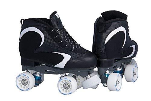Patines STD Hornet Hockey COMPETICION Plus - Patin para Hockey sobre Patines de Nivel Avanzado (42)