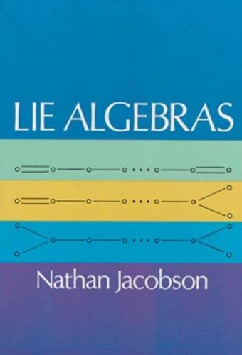 Lie Algebras (Dover Books on Mathematics)