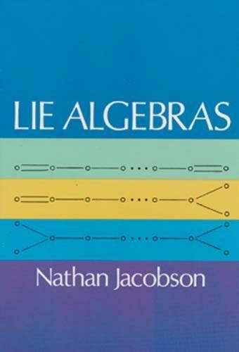 Lie Algebras (Dover Books on Mathematics)