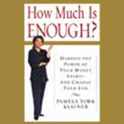 How Much Is Enough? audiobook cover art