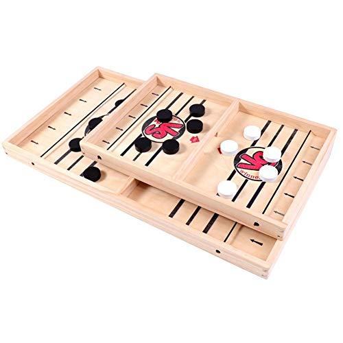YLWZZ Juego de mesa para juegos de lanzamiento rápido, para niños y...
