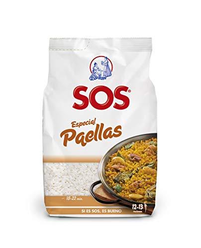 Sos Arroz Especial para Paellas, 1000g