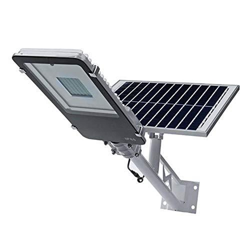 Kaichen 96LED 50W 1000LM de energía solar de la luz del sensor Farola con control de luz al aire libre impermeable Rmote Un gran solar