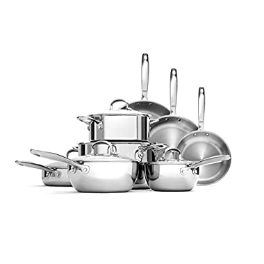 OXO Good Grips Tri-Ply Stainless Steel Pro 13 Piece Set