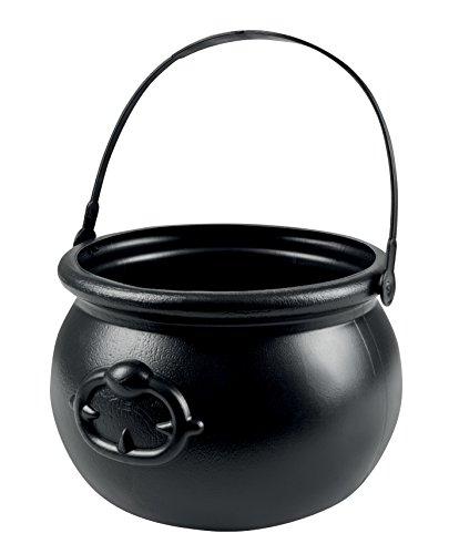 Boland 74463 - Tetera de Bruja (13 x 19 cm), Color Negro