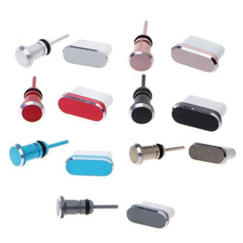 Lagand anti-stofstekker set USB type C poort 3,5 mm hoofdtelefoon-jack voor Huawei P10 3,5 mm Kopfhöreranschluss splitter