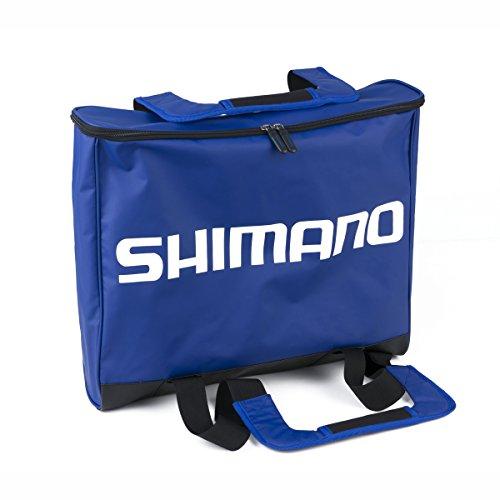 SHIMANO Bolsa de Pesca para NASA All-Round Net Bag 50 cm x 40 cm Impermeabile