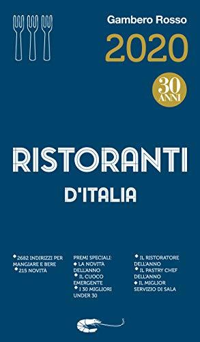 Ristoranti d'Italia 2020 (Italian Edition)