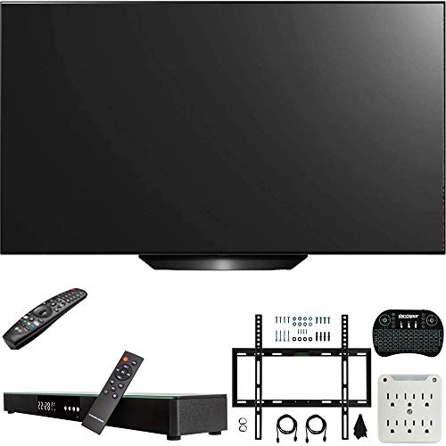 LG OLED55C9PUA 55-Inch 4K HDR OLED Smart TV