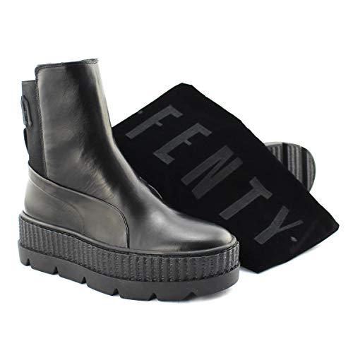 sells los angeles best website Puma X Fenty Chelsea Sneaker Boot - 36626603 - Color Black - Size: 6