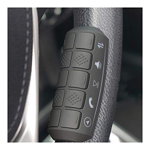 FSLLOVE FANGSHUILIN Dirección del Coche Universal Ruedas Botones del Control Remoto Uso Radio de Coche DVD GPS Android Multi-Función Mando inalámbrico (Color : Controller Button)