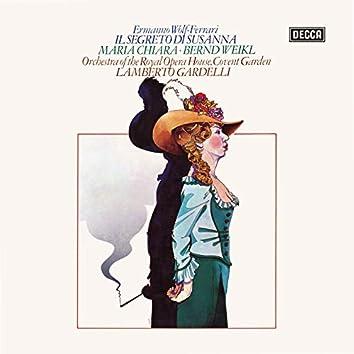 Wolf-Ferrari: Il segreto di Sussana (Opera Gala – Volume 19)