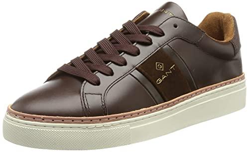 GANT MC Julien Sneaker, Zapatillas Hombre, Espresso, 42 EU