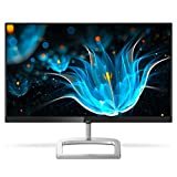 Philips Monitors 226E9QHAB/00-22, FHD, 75 Hz, IPS, FreeSync, Altavoces, VESA (1920x1080, 250cd/m, D-Sub, HDMI), Negro/Plata