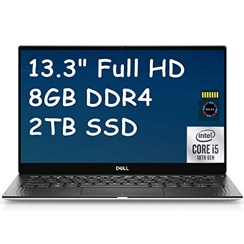 Dell XPS 13 Laptop For Travel And Work
