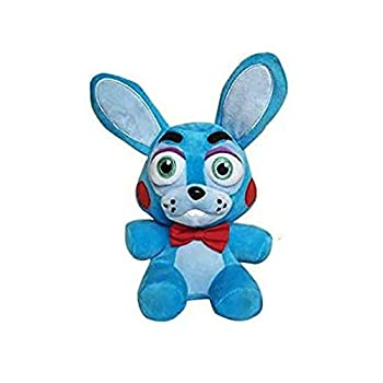 LEXSmith Five Nights at Freddy s Plush ToysAll Character Stuffed Animal Doll Children s Gift Collection  Bonnie Rabbit  10 inches