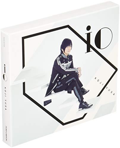 50th Anniversary CD「io」初回限定盤