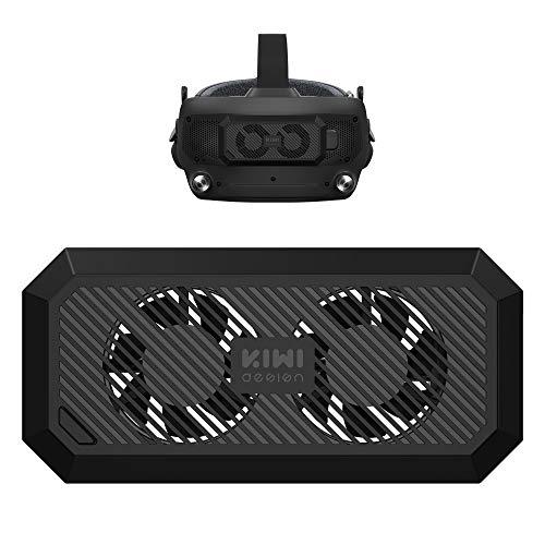 KIWI design Accesorios de Ventiladores de radiador USB para Valve Index, Calor de enfriamiento para Auriculares VR en el Juego VR y extiende la Vida útil de Valve Index