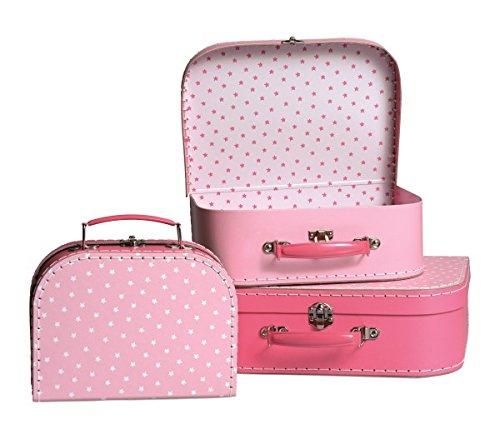 Egmont Star Cases (set van 3, roze)