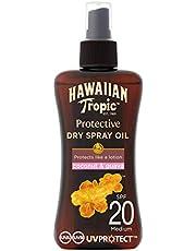 Hawaiian Tropic COCONUT & GUAVA dry oil SPF20 spray 200 ml