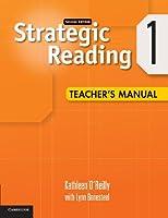 Strategic Reading Level 1 Teacher's Manual