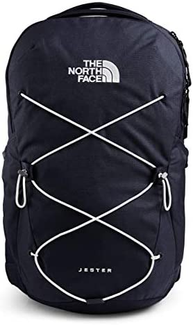The North Face Jester Aviator Navy Light Heather TNF White OS product image