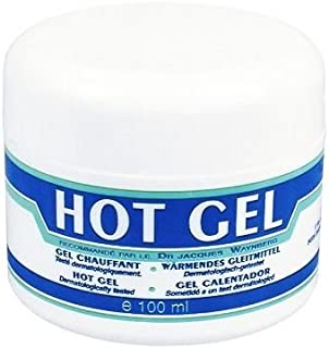 LUBRIX HOT GEL 100 ML