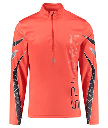 Spyder Herren Skirolli Powertrack rot (500) XL
