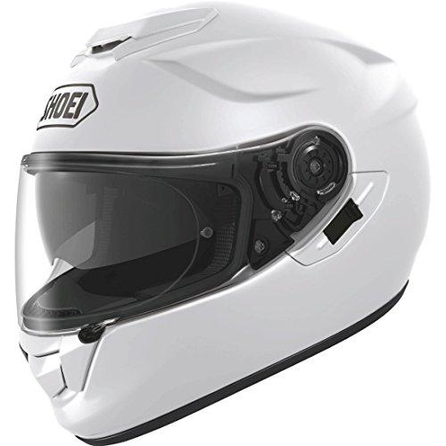 Shoei Casco Moto GT Air Light Plata, Blanco (Blanco), M