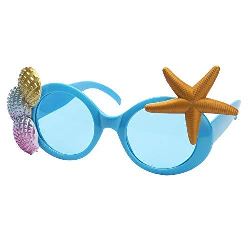 iPobie Hawaii Gafas de Sol, Gafas de Fiesta, Gafas de Sol Tropical para Accesorios de Fiesta Foto Props Temáticos