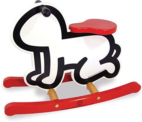 Vilac - 9250 - Bascule - Keith Haring