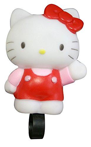 Hello Kitty Mädchen Fahrradhupe für Kinder, Weiß