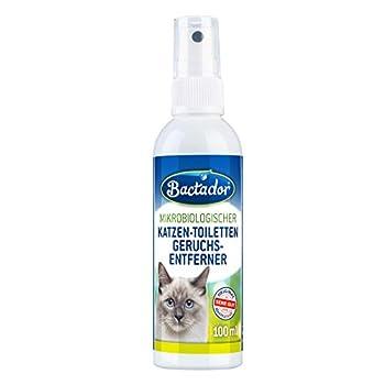 Bactador 250169 Litière pour Chat en Spray désodorisant Taille Unique