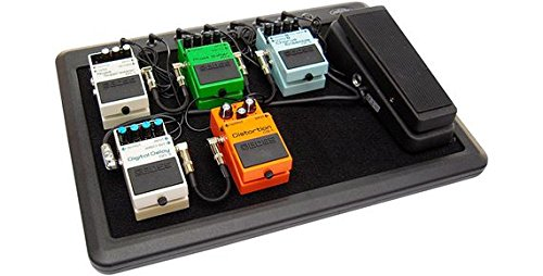 SKB PS8 Powered Pedal Board with Gig Bag