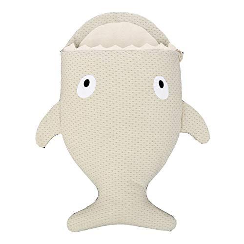 FUFU Mantas y mantitas Original al bebé recién nacido bolsa de dormir, Anti Kick bebé Saco de dormir Noches seguras for bebés de algodón bolsa de dormir 0-18 meses o más for bebé muchachas del muchach