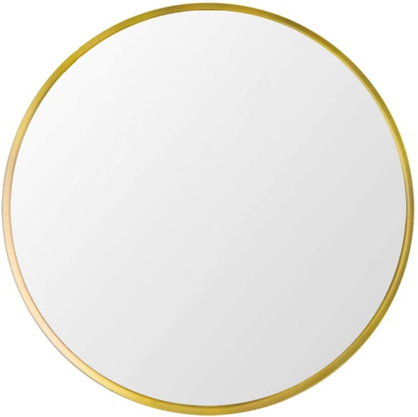 BINGFANG-W Mirror Raleigh Mall Vanity - Alloy OFFicial site Wall-Mou Aluminum Frame