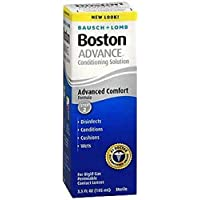2-Pack Bausch & Lomb Boston ADVANCE Conditioning Solution, 3.5 Fl Oz