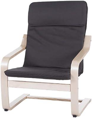 Amazon Com Ikea Poang Chair Armchair With Cushion Cover