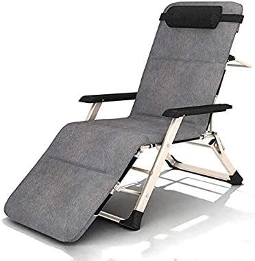 ADHW Recliner,Recliner Chairs Outside,Outdoor Garden Rocking Chair Relaxing Chair,Arm Chair Single Padded,Lounge Chair,Lounge