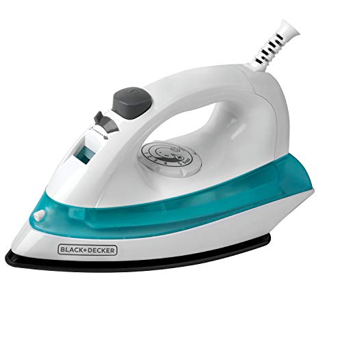 Black and Decker IRBD100 Plancha Vapor y Rocío