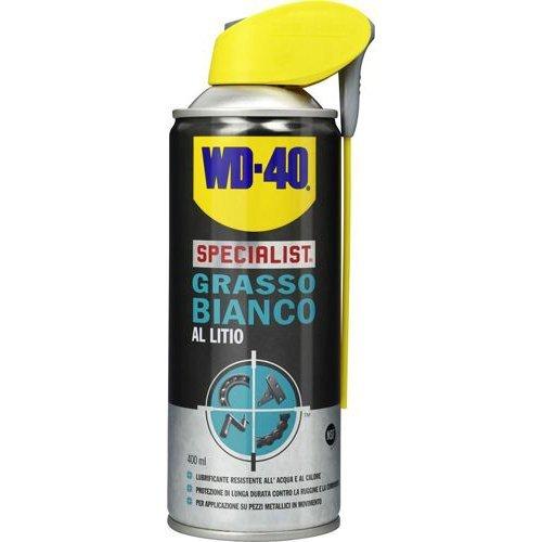 Graisse blanche au lithium Aerosol WD40Specialist 400ml conf. 6pièces