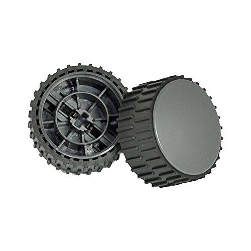 Ersatz Räder, Reifen (2-Pack Pack) iRobot Scooba 230 Serie