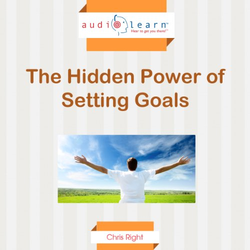 The Hidden Power of Setting Goals audiobook cover art
