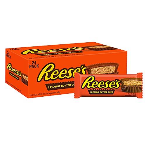 Reese's Peanut Butter Cups, 24er Pack (24 x 39.5 g)