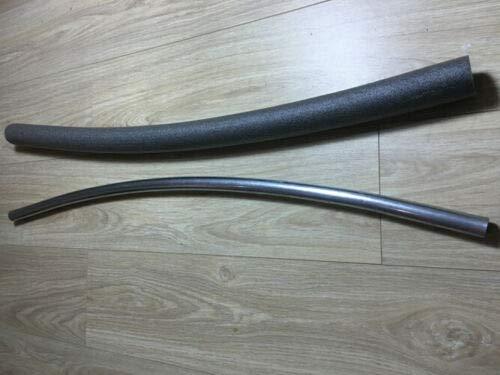 Gekke aanbiedingen New-Sportspower Trampoline Onderdelen Bovenste behuizing Pole Tube met schuim.