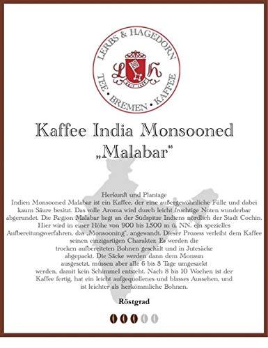 "India Monsooned ""Malabar"" Kaffee 1kg"