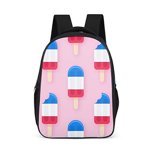 Ice Cream Teenage's Daypack Lightweight Perfect Size Travel grey onesize