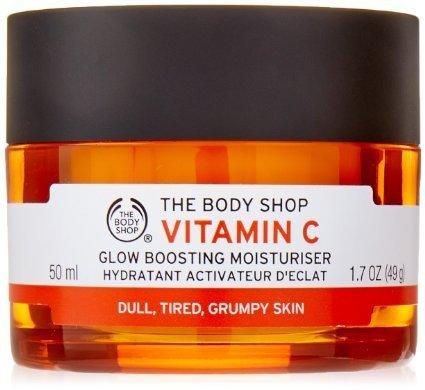 The Body Shop Vitamin C Glow Boosting Moisturizer,...