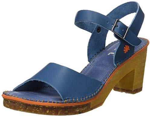 art Damen 0325 Slingback Sandalen, Blau (Jeans Jeans), 39 EU
